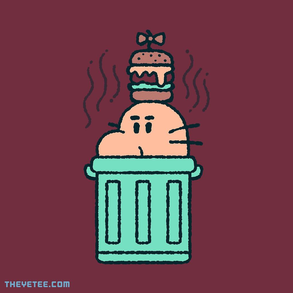 The Yetee: Mr Trash Burger