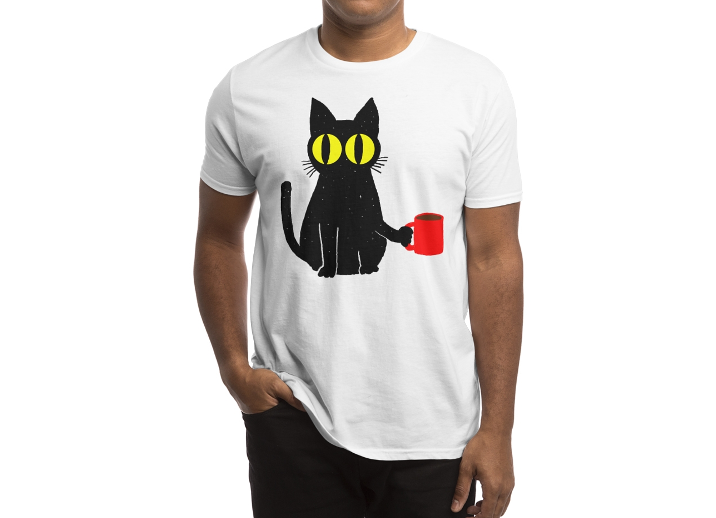 Threadless: Catfeine