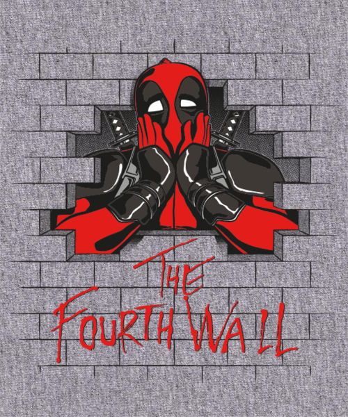 Qwertee: The Fourth Wall