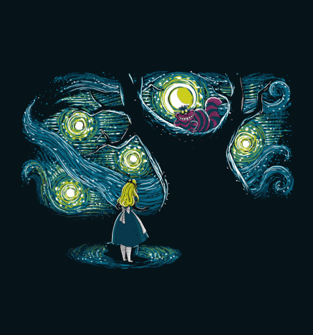 BustedTees: Starry Wonderland