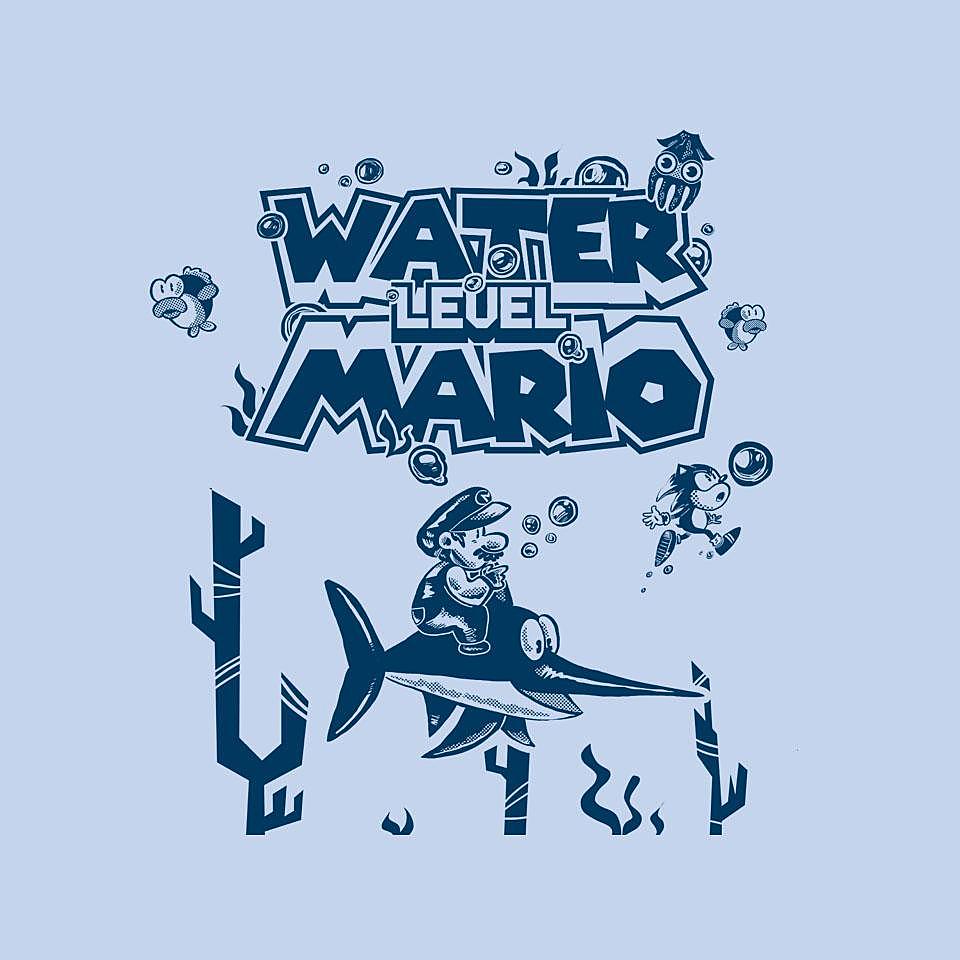 TeeFury: Water Level