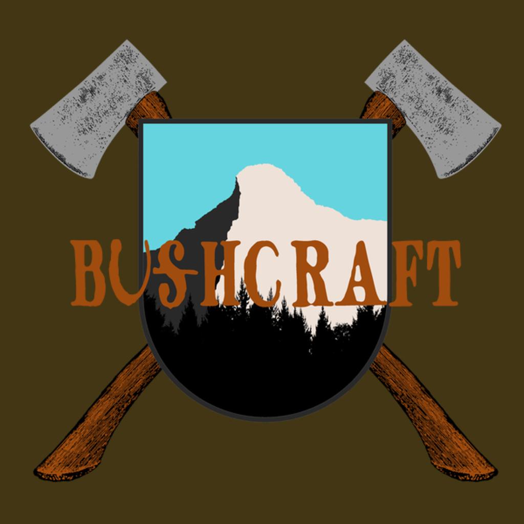 NeatoShop: BUSHCRAFT