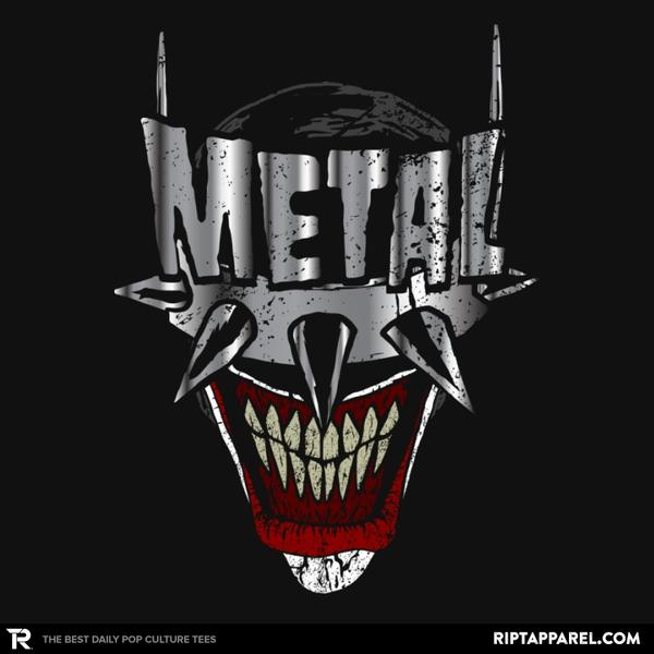 Ript: Heavy Metal Bat Laughs