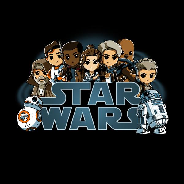 TeeTurtle: Star Wars Shirt