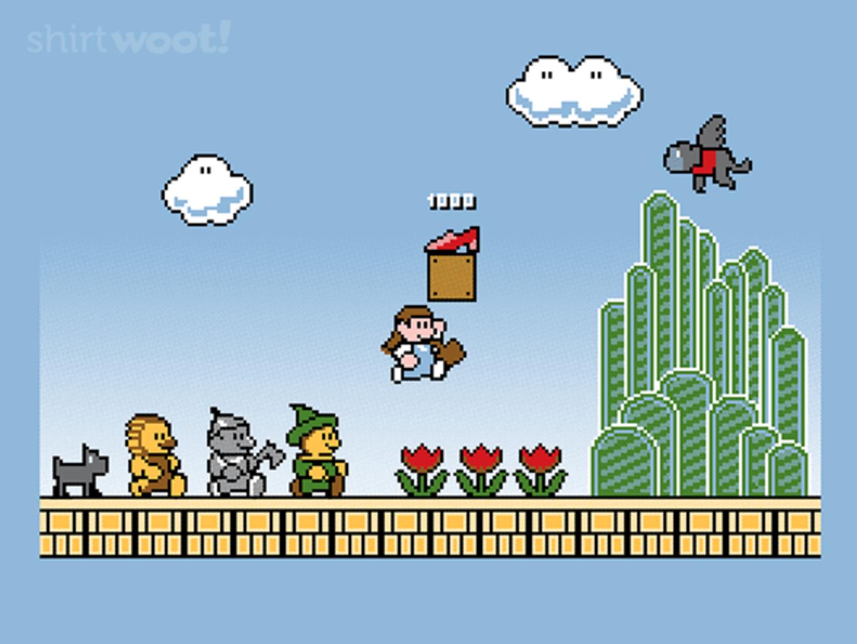 Woot!: Yellow Brick Road - $15.00 + Free shipping