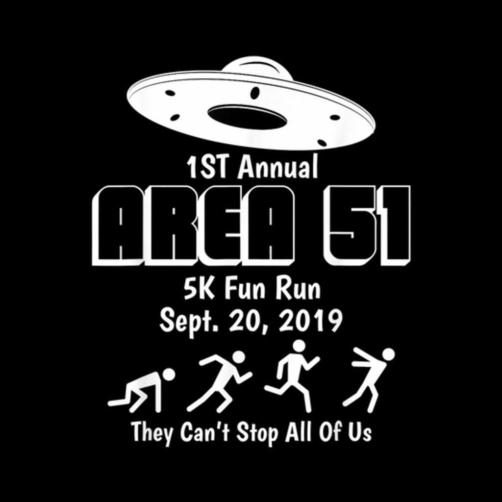 BustedTees: Storm Area 51 5K Fun Run