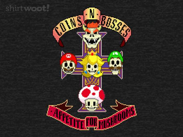 Woot!: Coins N' Bosses