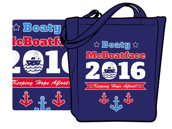 Woot!: Vote for Boaty!
