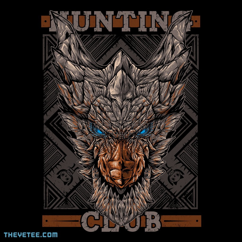 The Yetee: Hunting Club: Kushala