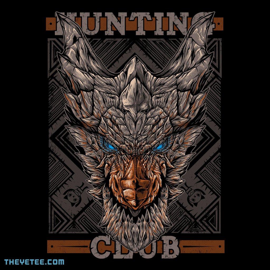 The Yetee: Hunting Club: Kushala