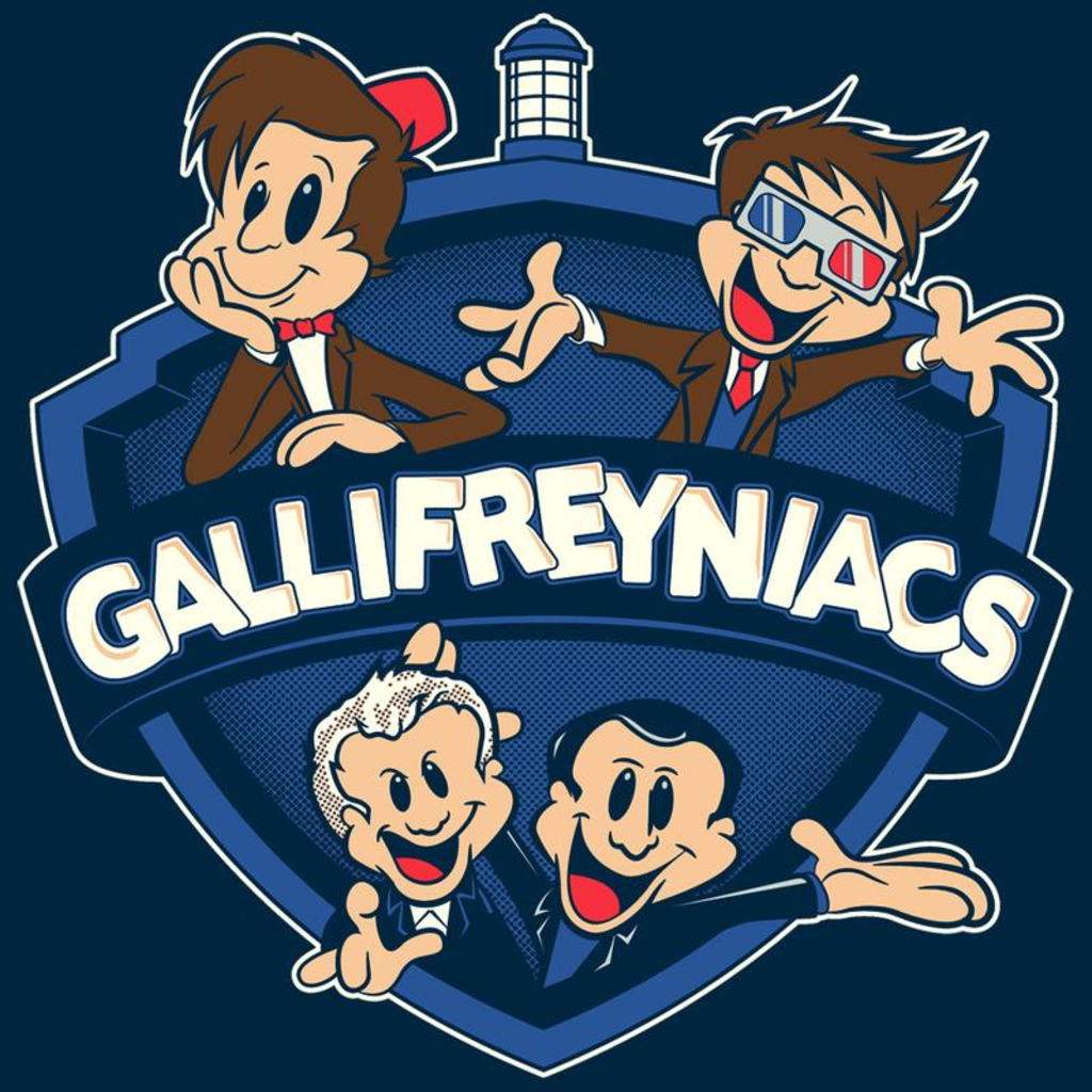Curious Rebel: Gallifreyniacs