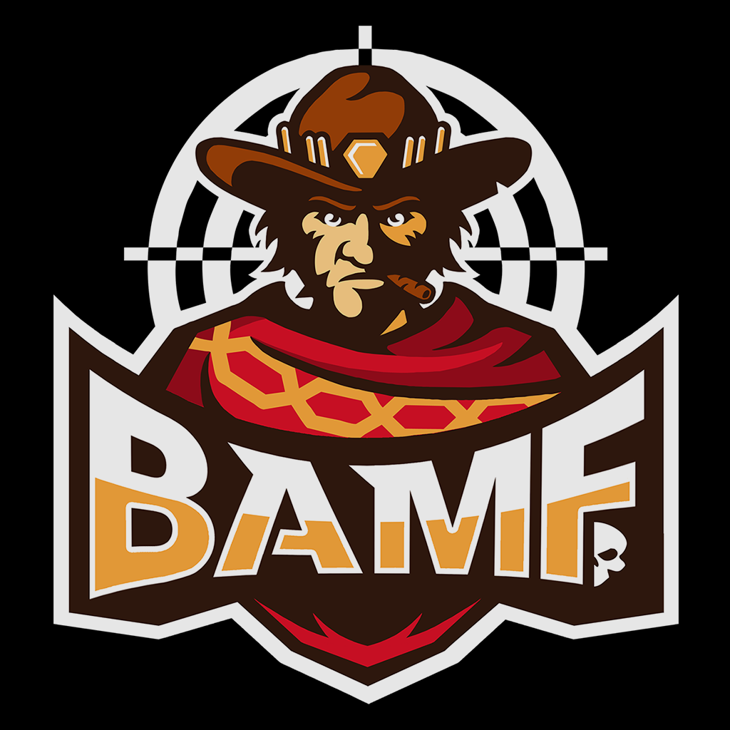 Pop-Up Tee: Team BAMF