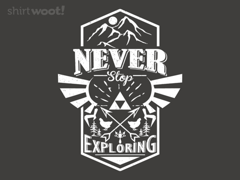 Woot!: Legendary Explorer