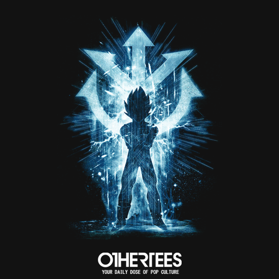 OtherTees: Super Saiyan Storm