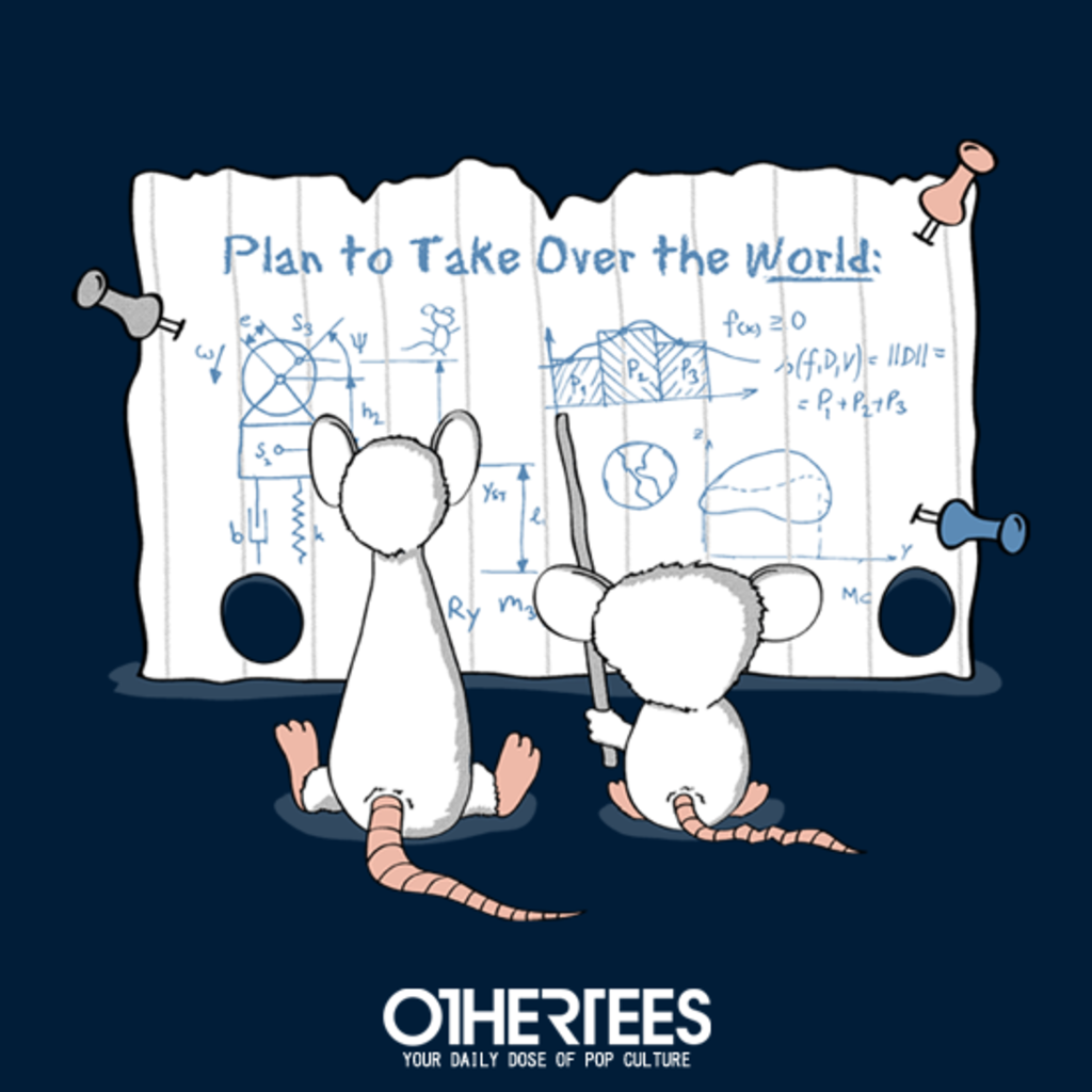OtherTees: Take Over the World