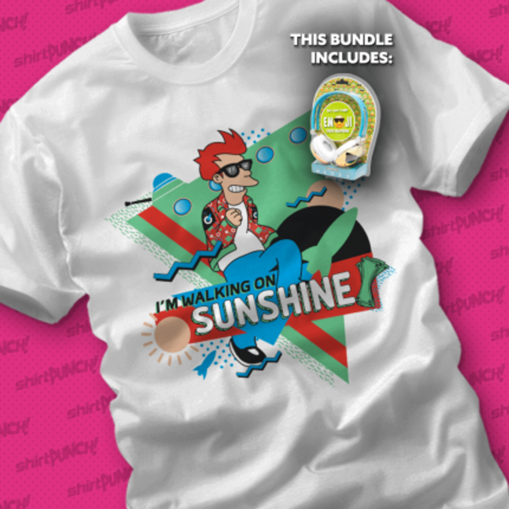 ShirtPunch: I'm Overcome with Emojis. Bundle