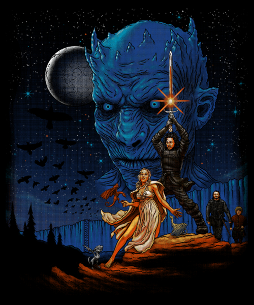Qwertee: Throne Wars