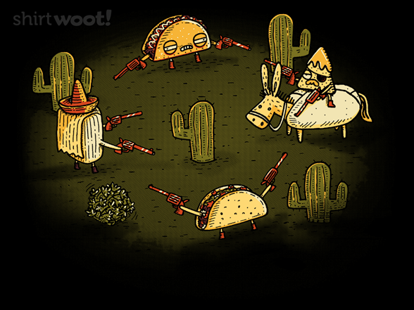 Woot!: Mexican Standoff
