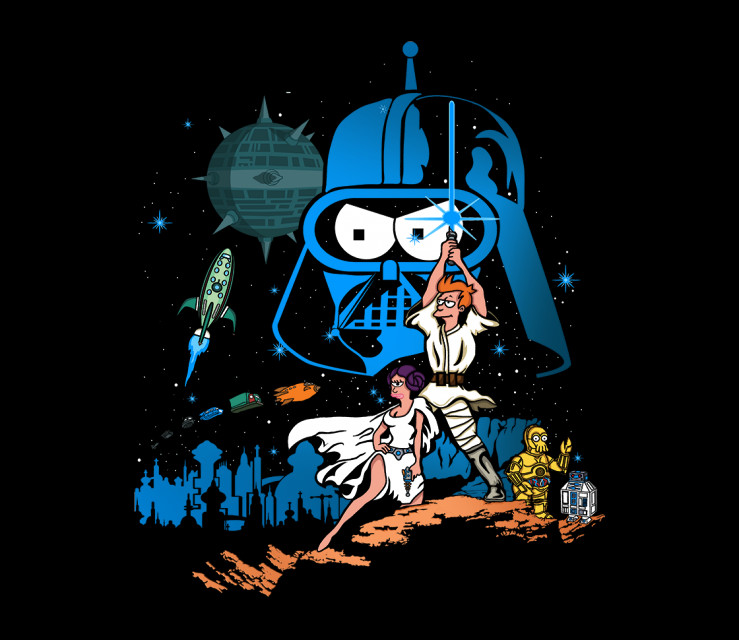 TeeFury: Future Wars: A New Delivery
