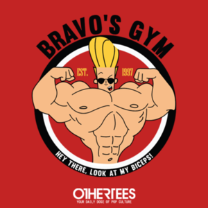 OtherTees: Bravo's Gym