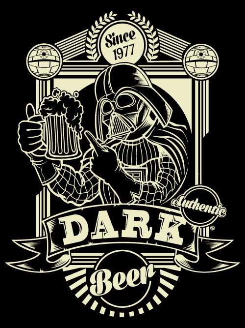 EnTeeTee: Dark Beer