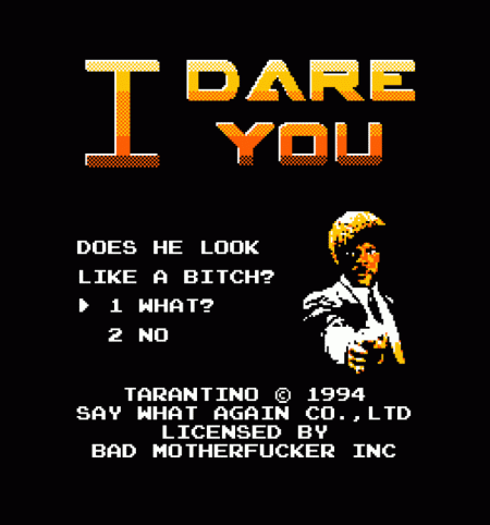 BustedTees: I Dare You