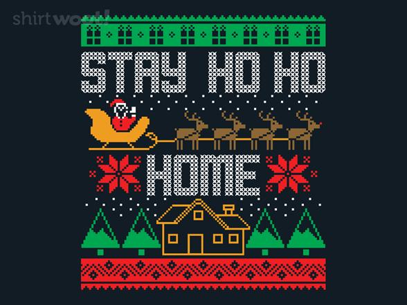 Woot!: Stay Ho Ho Home