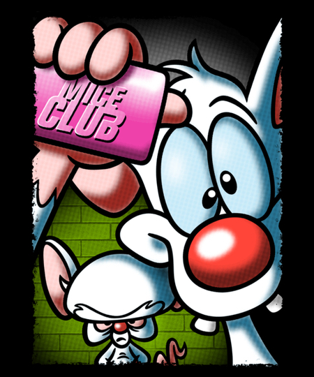 Qwertee: Mice Club