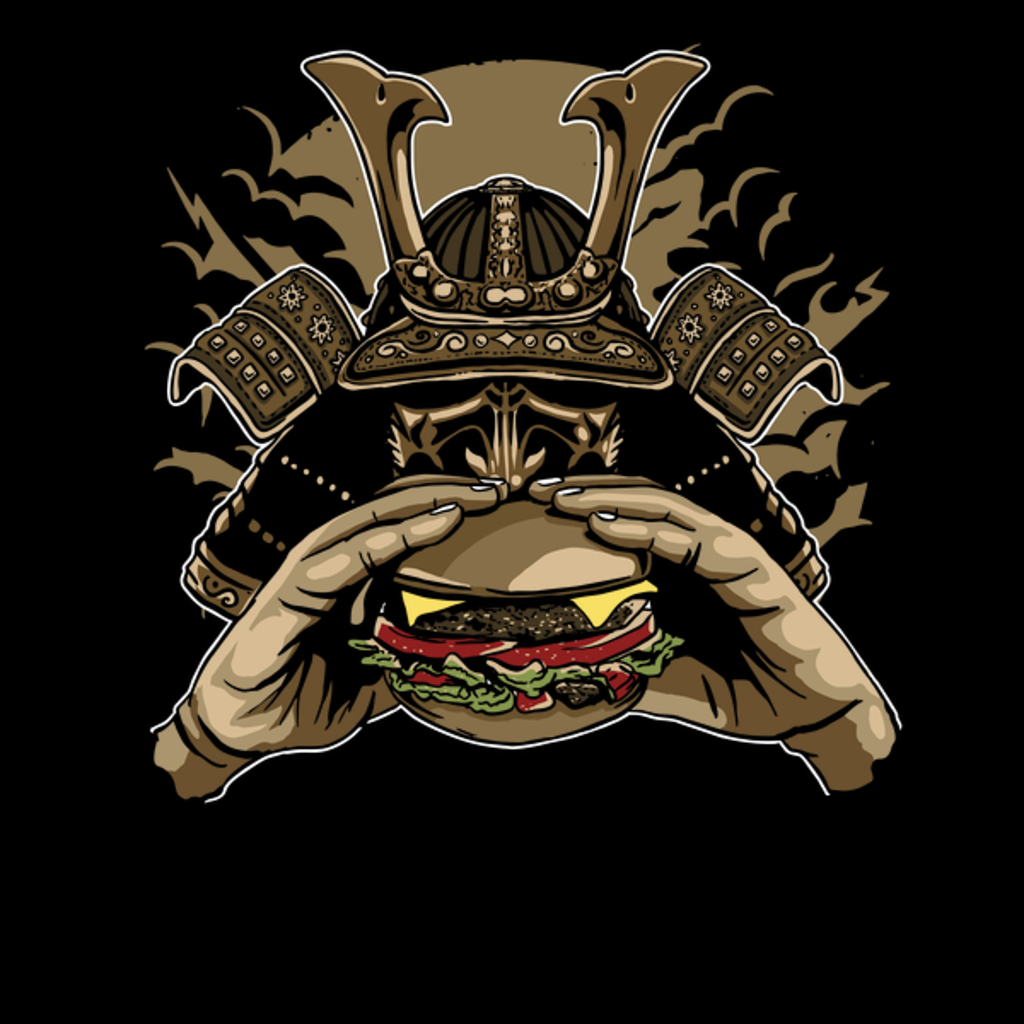 NeatoShop: Samurai Burger