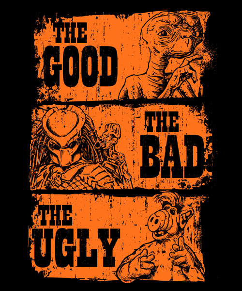 EnTeeTee: THE GOOD, THE BAD & THE UGLY