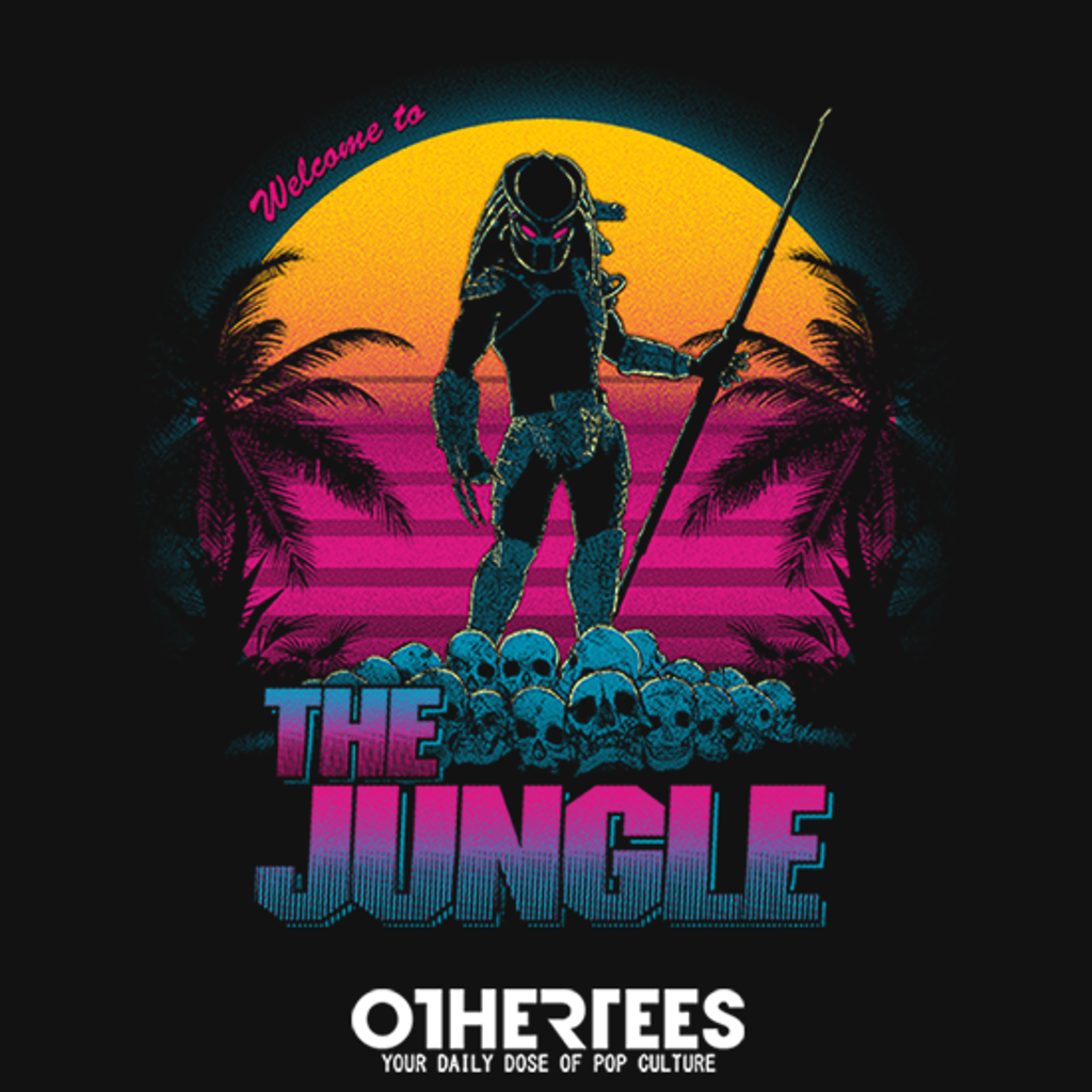 OtherTees: Welcome to the jungle