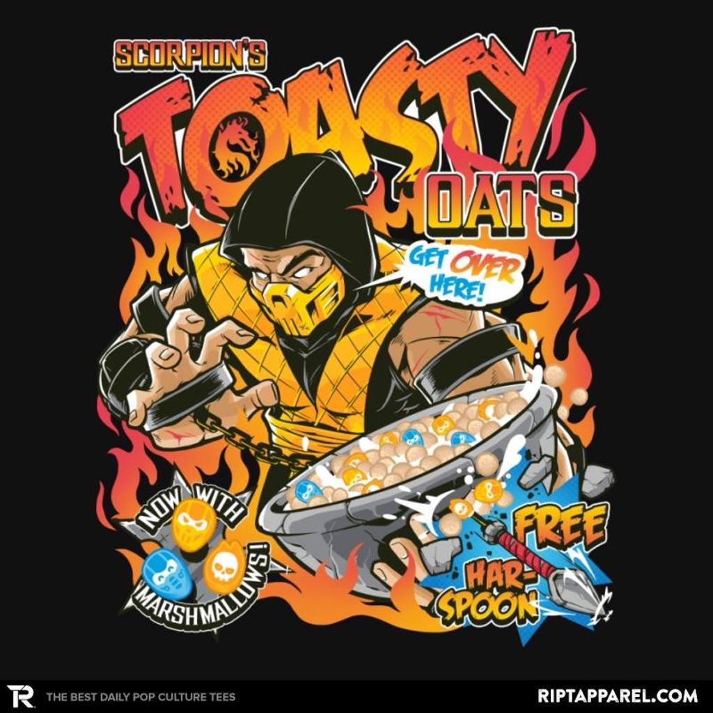 Ript: Toasty Oats