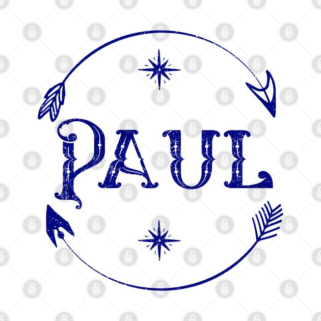 TeePublic: Name Paul