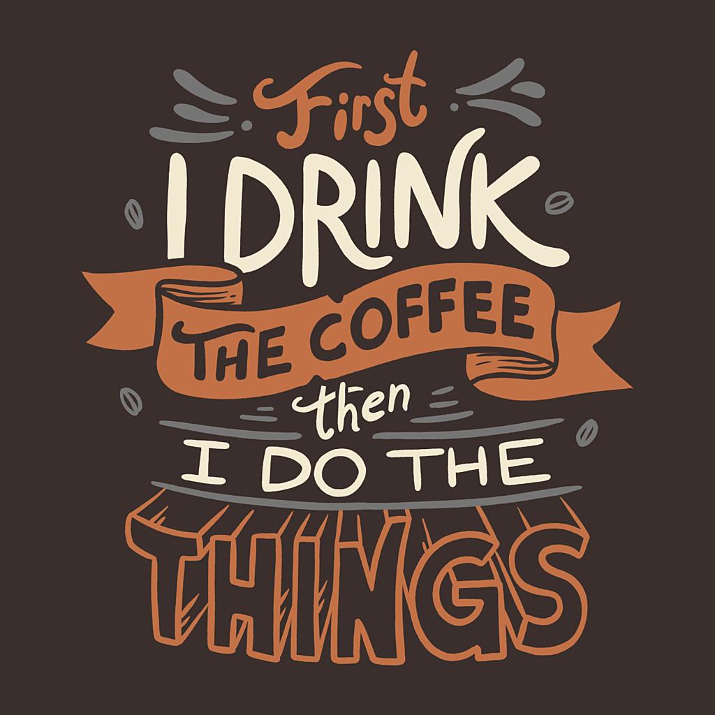 Mediocritee: Serene Caffeine 2
