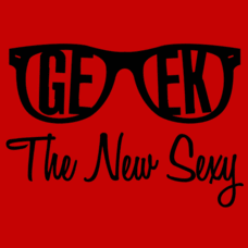Textual Tees: Geek the New Sexy