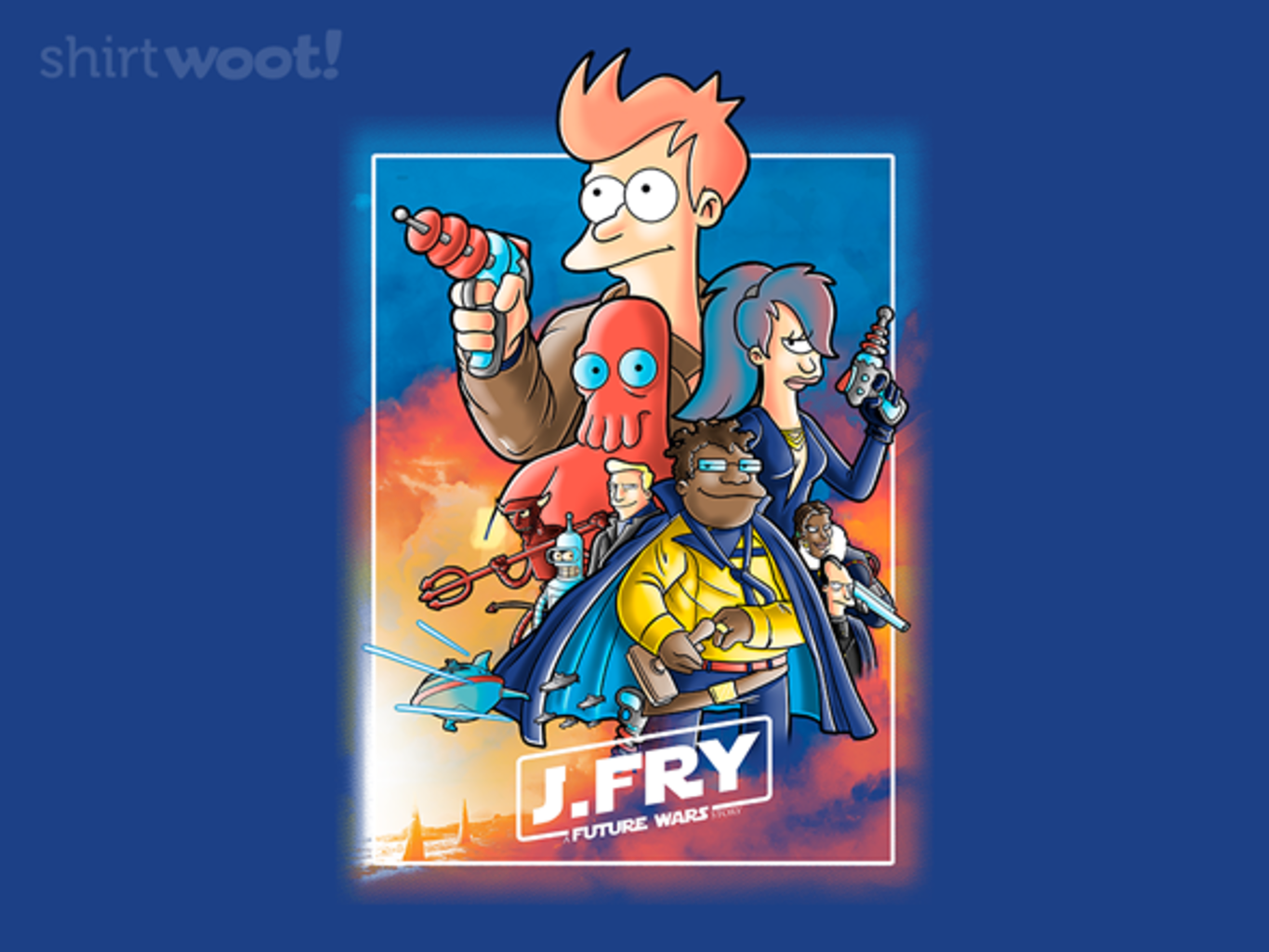 Woot!: A Future Wars Story