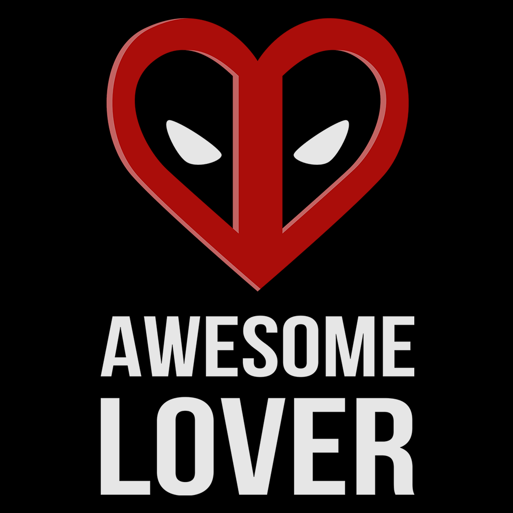 Pop-Up Tee: Awesome Lover