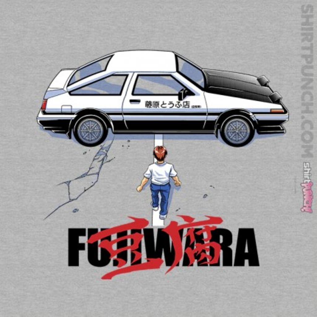 ShirtPunch: Fujiwara