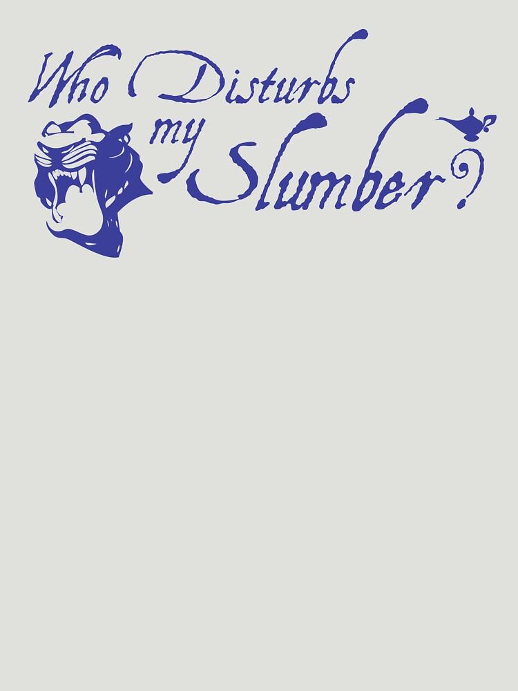 RedBubble: Who Disturbs my Slumber?