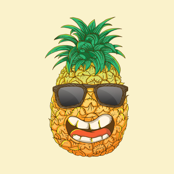 NeatoShop: Cool pineapple