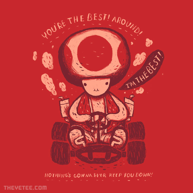 The Yetee: youre the best