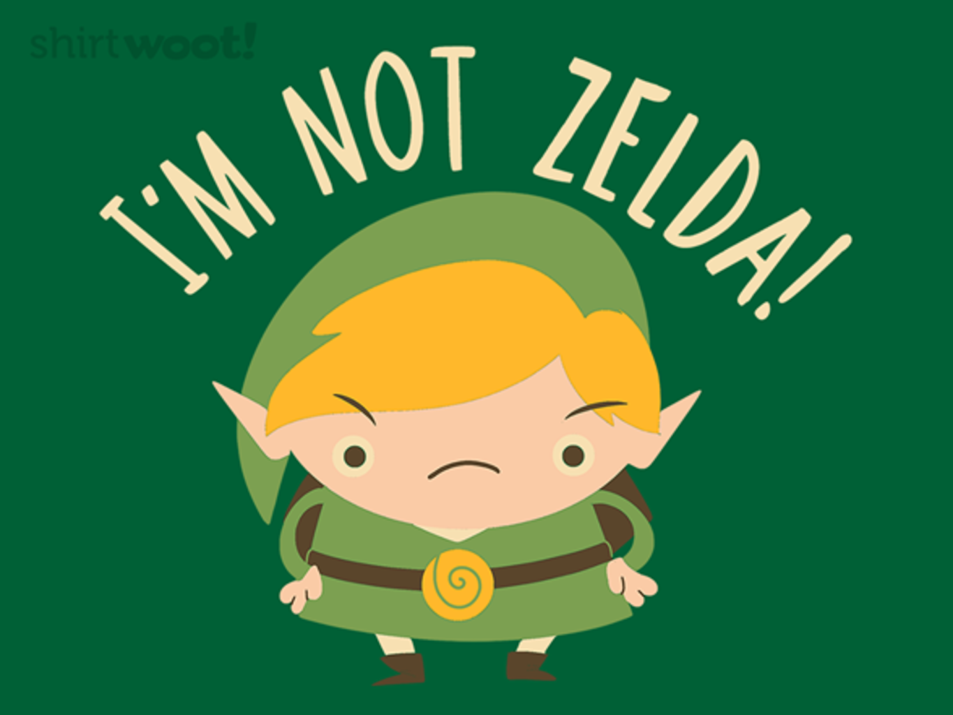 Woot!: A Zelda is a Zelda