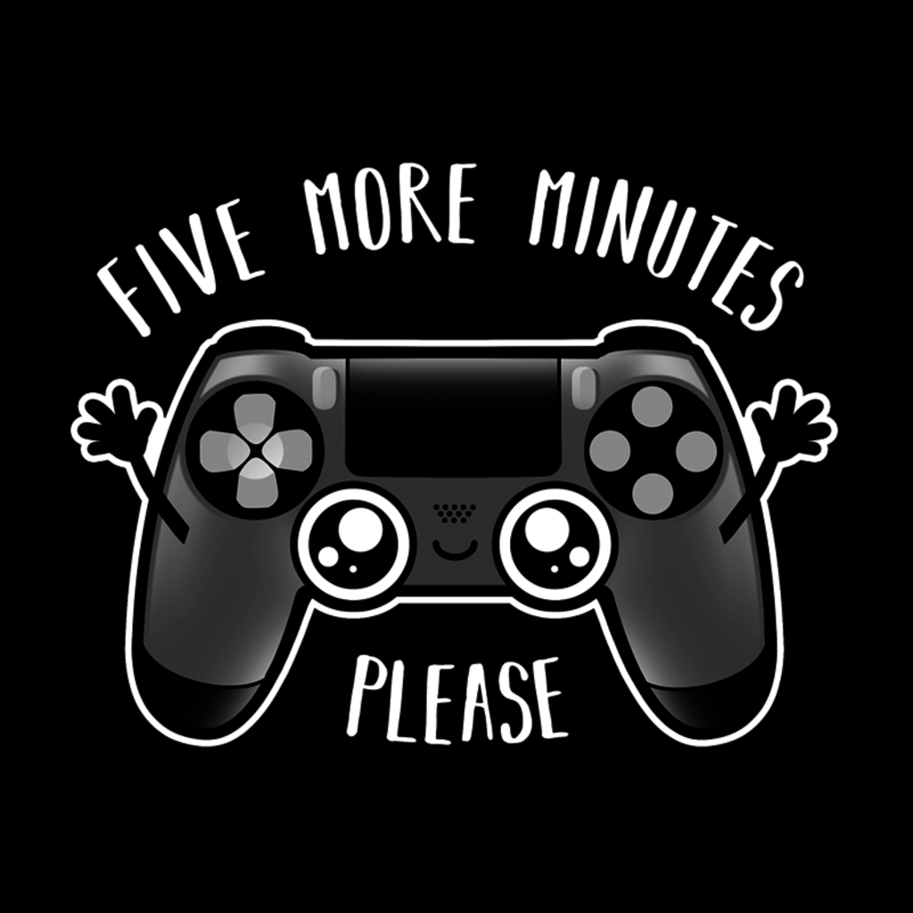 Wistitee: Play Five More Minutes