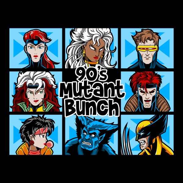 NeatoShop: 90s Mutant Bunch