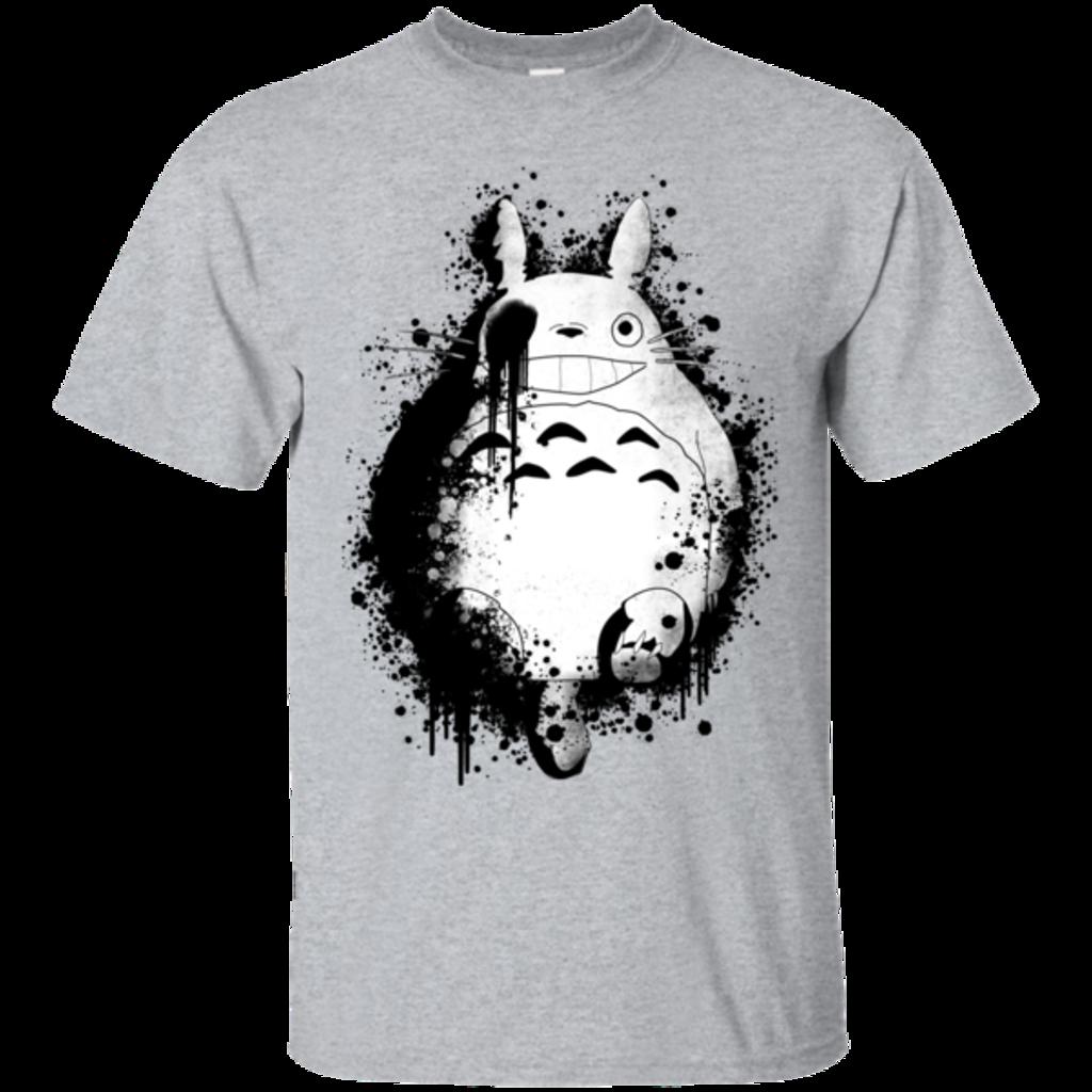 Pop-Up Tee: Totoro Times