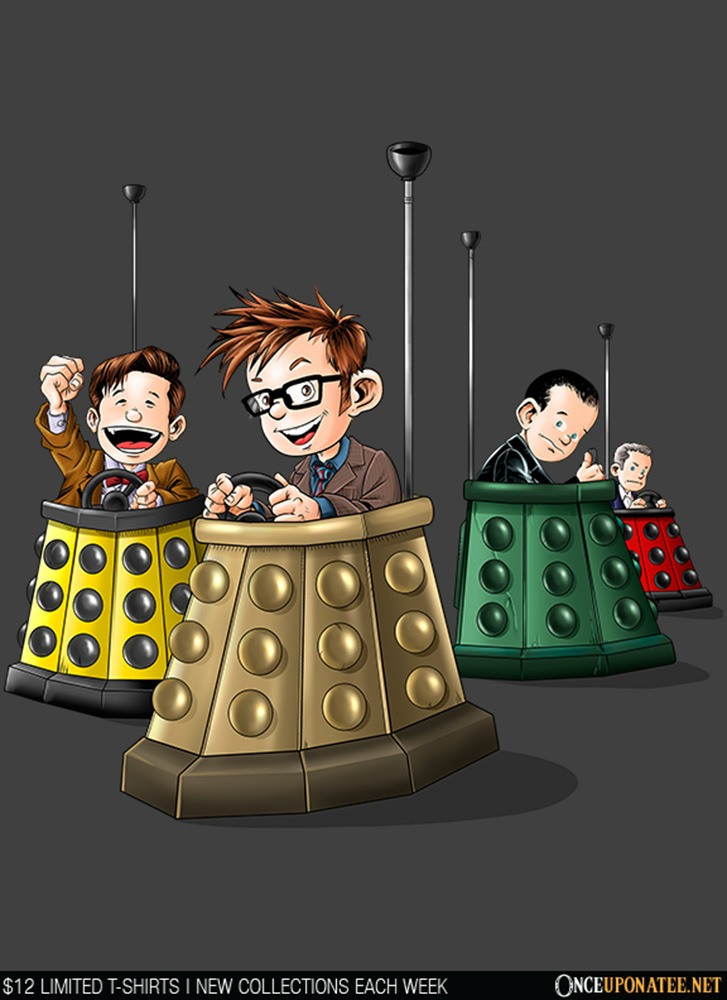 Once Upon a Tee: Bump the Doctors