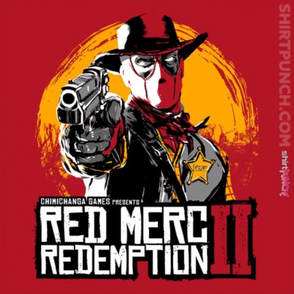 ShirtPunch: Red Merc Redemption II