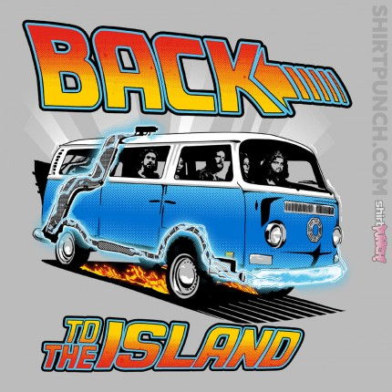 ShirtPunch: Back to the Island