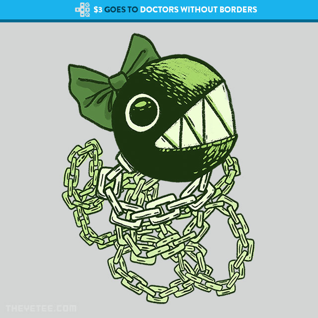 The Yetee: Bow Wow Wow