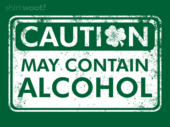 Woot!: May Contain Alcohol